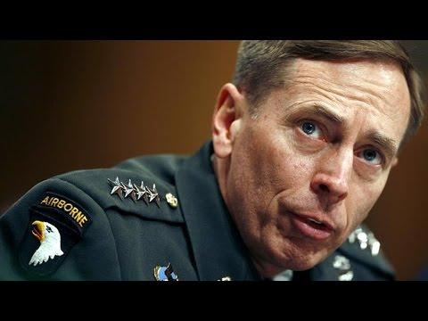 A Double Standard on Leaks? As Whistleblowers Jailed, Petraeus Escapes Prison & Advises White House