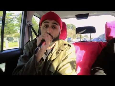 GQ & Locksmith Drive Rhymes From The Backseat Of A Lyft (Video)