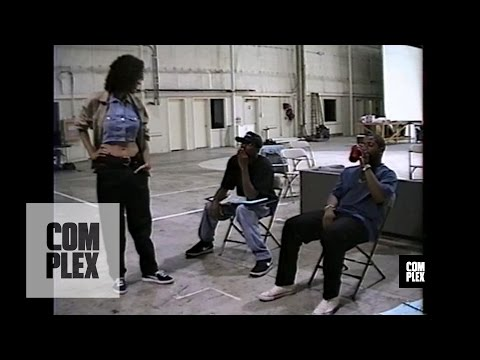 "Exclusive Behind the Scenes Rehearsal Footage From ""Friday"" (1995)"