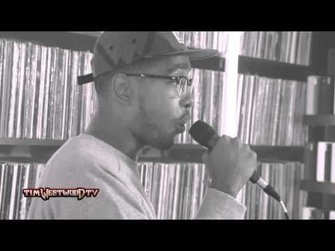 Oddisee Spits Pure Flame Over Breezy Beats On Tim Westwood TV