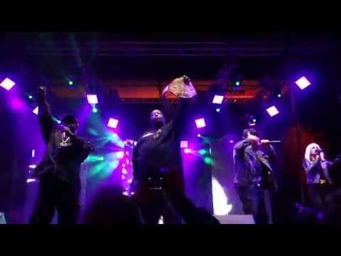 "Watch Run The Jewels & Big Grams Perform ""Born To Shine"" Live at Treasure Island Music Festival 2015,San Francisco"