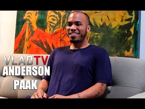 "Anderson Paak on Making ""Animals"" with Dr. Dre & DJ Premier"