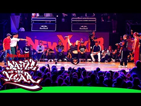 Watch Japanese B-Boy Crew Win The Battle Of The Year