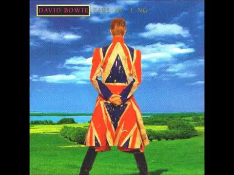 "That time David Bowie released a drum & bass album ""Earthling"" [Stream Full Album]"