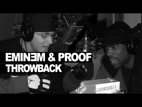 Eminem & Proof's Legendary 1999 Freestyle Is Re-Released In Its Entirety