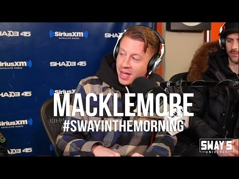 Macklemore & Sway Have an Incredibly Deep & Important Conversation About White Supremacy (Video)