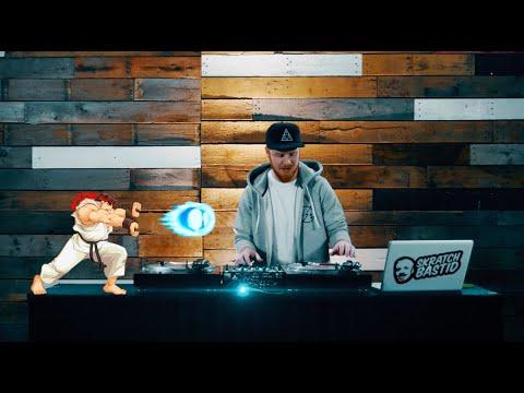 Street Fighter II DJ Remix by Skratch Bastid