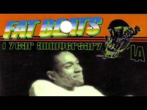 Mos Def & Talib Kweli @ Fat Beats LA 1 Year Anniversary (10/26/97)