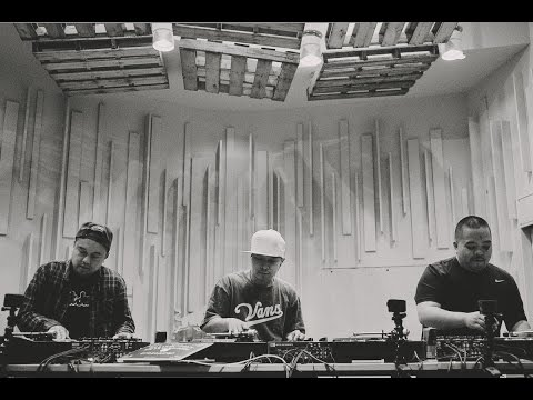 The making of Invisibl Skratch Piklz's new album The 13th Floor by Redbull Music
