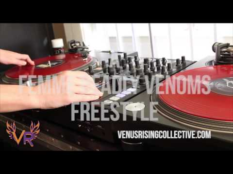 Venus Rising Collective Presents:  A Conversation with Femme Deadly Venoms