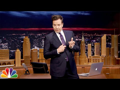 Jimmy Fallon Pays Tribute To Prince With Unbelievable Ping-Pong Story