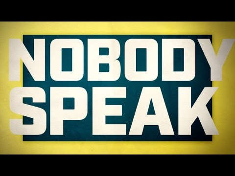 "DJ Shadow - ""Nobody Speak"" (feat. Run the Jewels) (Lyric Video) 