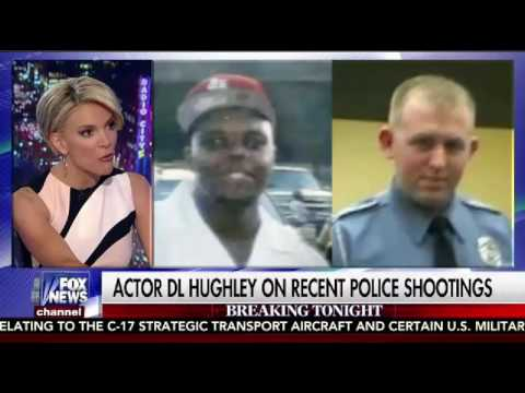 Watch: D.L. Hughley Puts Fox News Anchor Megyn Kelly In Her Place Over Black Lives Matter Comments