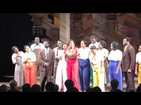 WATCH: A Tribute to Prince from the cast of The Color Purple  | THE COLOR PURPLE on Broadway