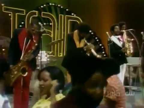 Kool & The Gang - Hollywood Swinging [Live on Soul Train]