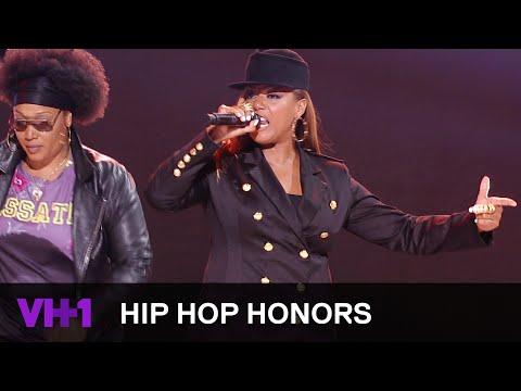 Queen Latifah, Da Brat, Rah Digga, Lady of Rage, & Yo-Yo Perform 'When You're Good to Mama' | VH1