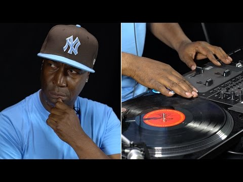 """Grandmaster Flash Talks """"The Theory"""" Of Being A HipHop DJ & The Beginnings Of Hip-Hop!!"""