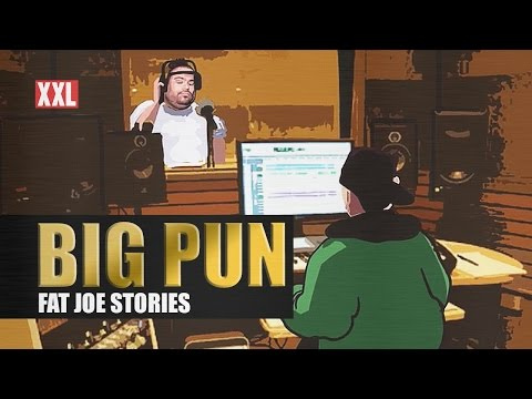 Fat Joe Tells a Story About the Time He Met Big Pun