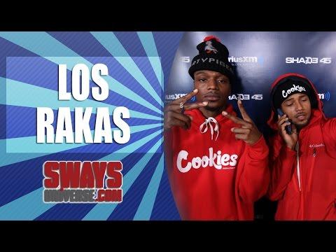 Los Rakas Explains Their Name, Finding Their Identity & Freestyle Live