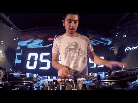JFB's Winning Qualifier Set at the 2016 Red Bull Thre3style Finals in Santiago, Chile