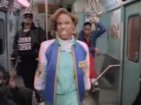 MC Lyte - Paper Thin {actual video}