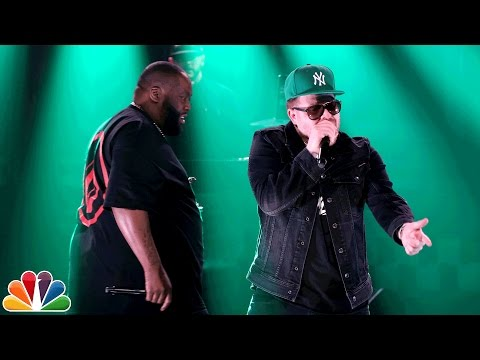 Video: Run the Jewels – Legend Has It (Live on Fallon)