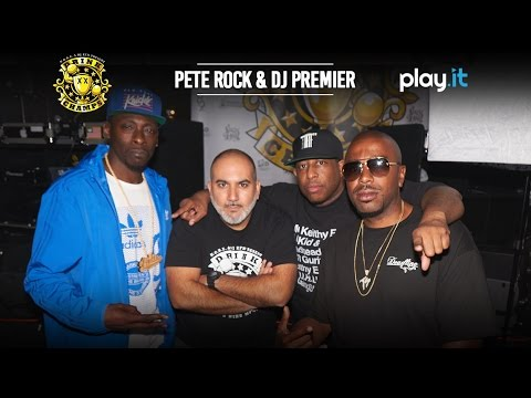 Pete Rock & DJ Premier Compare Stories On Producing Jay Z, Nas & Biggie (Video)