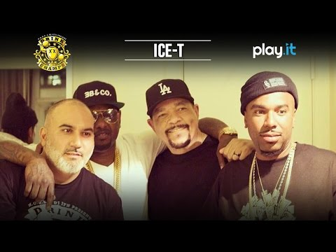 Ice-T Provides Some Rare Facts About The Song That Nearly Killed His Rap Career