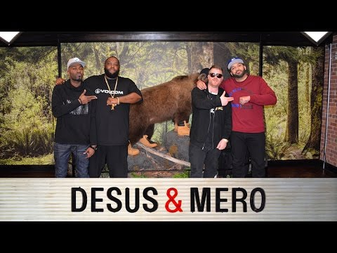 Run The Jewels Talk Origins, Blowing Outkast Money and Stage-Diving on 'Desus & Mero'