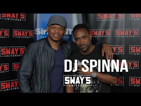 DJ Spinna Breaks Down Studio Stories with Stevie Wonder & Uncensored Thoughts by Prince