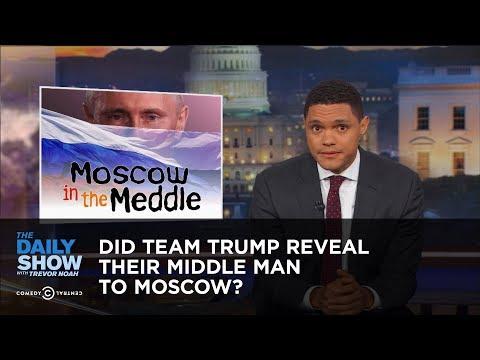 The Daily Show w/ Trevor Noah