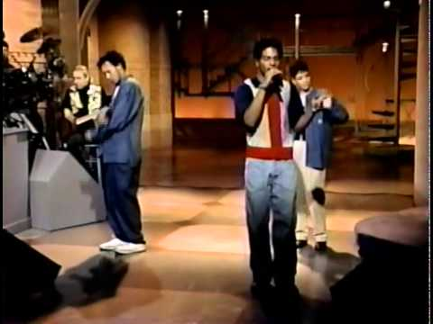 Digable Planets - Where I'm From [Live on Letterman '93]