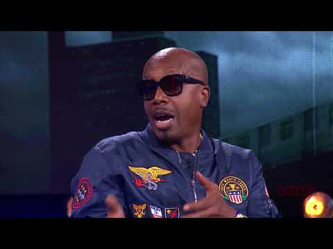 MC Hammer (Full REVOLT Interview)