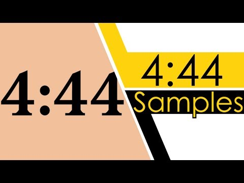 Every Sample From Jay Z's 4:44