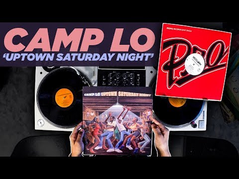 Discover Classic Samples On Camp Lo's 'Uptown Saturday Night'