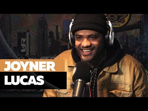 Joyner Lucas On Rumored Lil Pump Diss, 'I'm Not Racist' & New Rappers