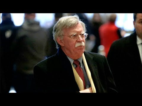 Trump's Most Alarming Foreign Policy Move Yet? Warmonger John Bolton Named National Security Adviser