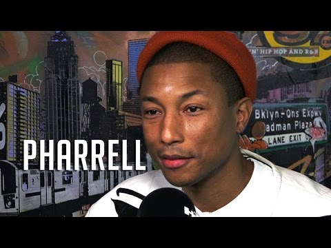 "Pharrell Williams Talks ""Hidden Figures"" Movie and Who ""Happy"" Was Originally For"