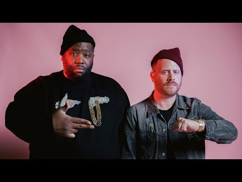 Watch Run the Jewels Reveal Their Inner Metalheads