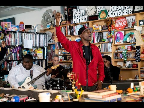 Rakim: NPR Music Tiny Desk Concert [VIDEO]