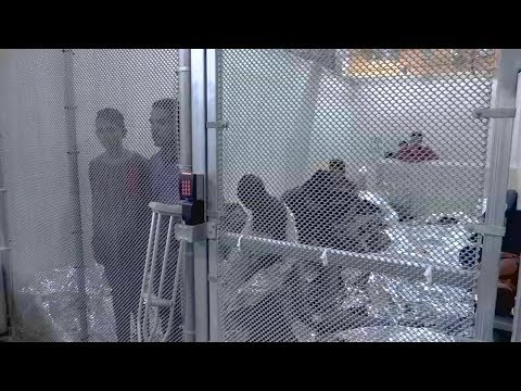 """Caged Children & Terrified Infants: Rep. Sheila Jackson Lee Describes """"Acts of Indecency"""" at Border"""