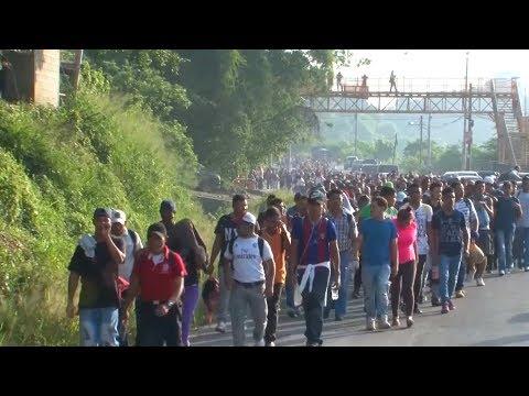 The U.S. Helped Destabilize Honduras. Now Honduran Migrants Are Fleeing Political & Economic Crisis