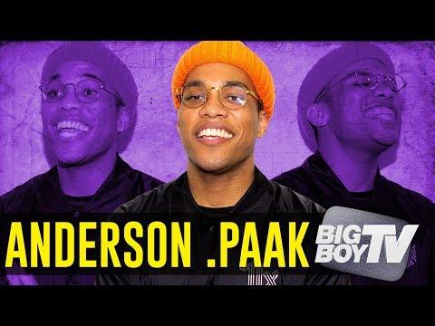 Anderson .Paak on His Upcoming Album, Working w/ Dr. Dre, Kendrick Lamar & Remembering Mac Miller