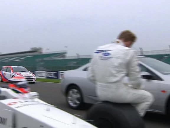 Formula 1 vs Rally vs Road Car