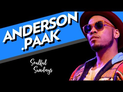 "Anderson .Paak Talks New Album ""Oxnard,"" And Creative Differences With Dr. Dre 