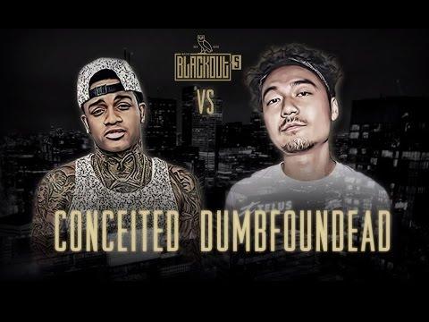 Conceited vs Dumbfoundead - KOTD - Rap Battle - (Video)