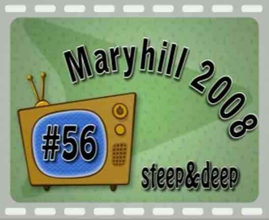 Mike Deilke's BMW 2002 at Maryhill Loops Hillclimb 2008