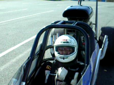 Doug Foley Drag Racing hi honey I'm home School 013