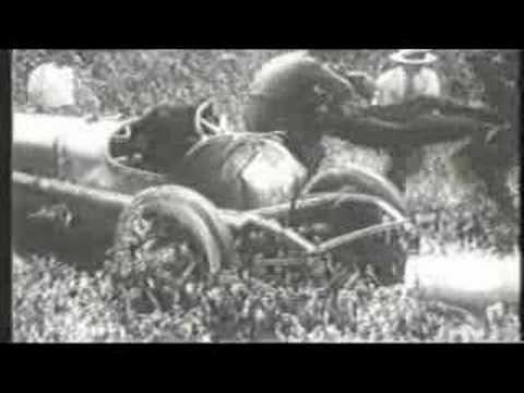 History of Motor Racing Part 4 - 1914 - 1920