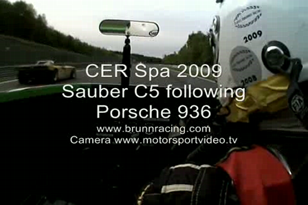 ONBOARD - CER Spa 2009 Qualifying